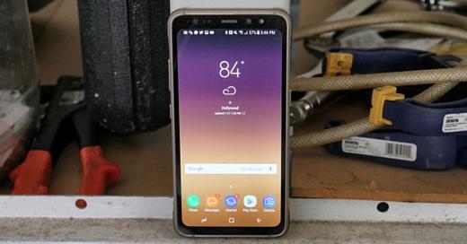 Samsung Galaxy S9 Active получит батарею емкостью 4000 мАч
