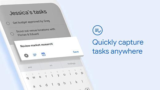 Google выпустила новое приложение «Задачи»