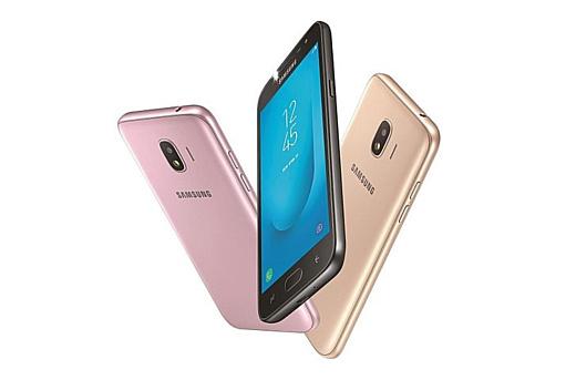Samsung анонсировала дешевый смартфон Galaxy J2 2018