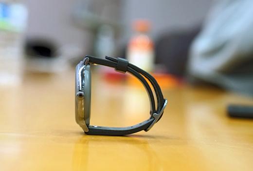 Утечка: LG готовит к анонсу умные часы Watch Timepiece