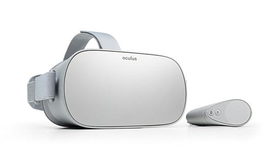 Автономный VR-шлем Oculus Go поступил в продажу