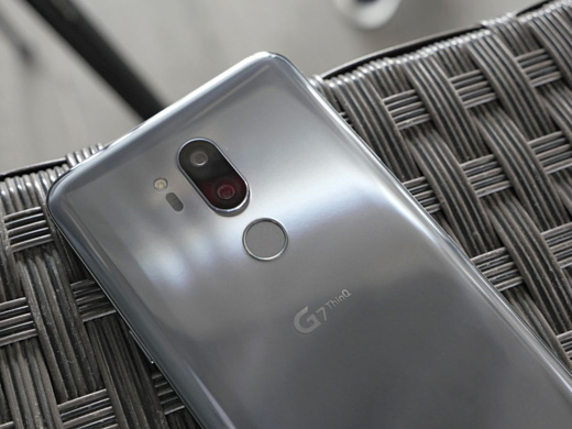 LG показала флагманский смартфон G7 ThinQ