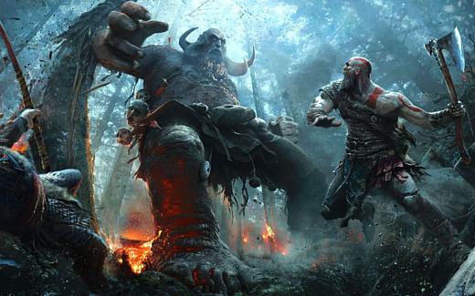 God of War стартовала лучше всех предыдущих эксклюзивов PlayStation 4