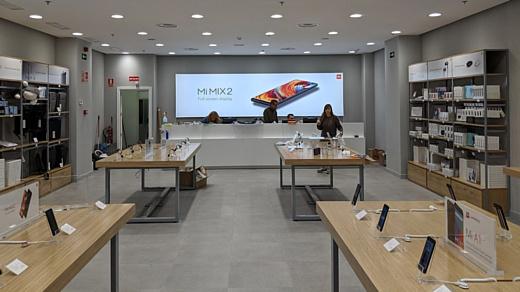 Xiaomi откроет магазины в нескольких странах ЕС