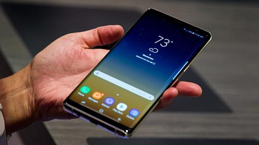 Samsung Galaxy Note 9 прошел сертификацию в Китае