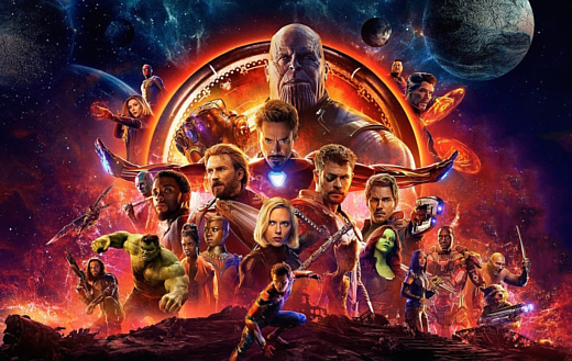 «Мстители: Война бесконечности» установил рекорд кассовых сборов