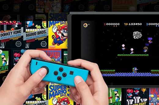 Онлайн-сервис Nintendo Switch позволит копировать сохранения в облако