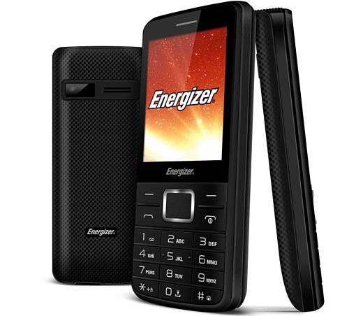 Energizer Power Max P20 — фичерфон, который может заряжать другие мобильники