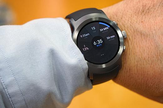 Слух: вместе с новыми телефонами Pixel Google представит умные часы