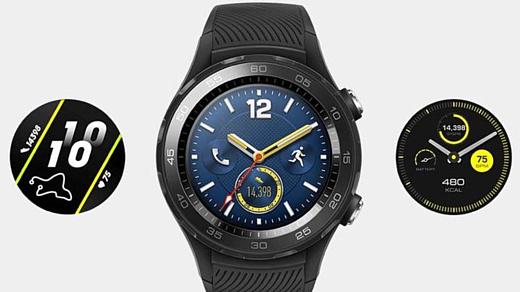 Утечка: рендеры и характеристики Huawei Watch 2 2018