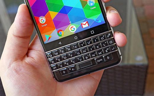 BlackBerry Key2 представят 7 июня