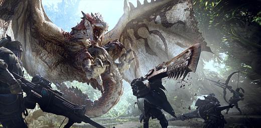 Фильм по Monster Hunter начнут снимать в сентябре