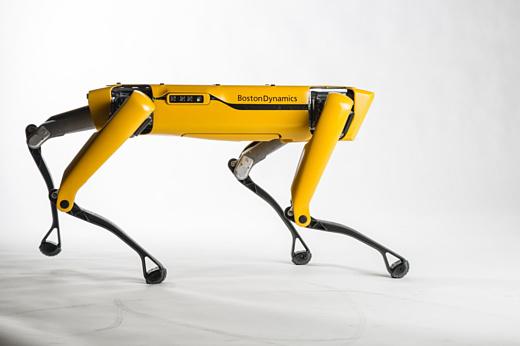 Boston Dynamics начнет продажу роботов SpotMini уже в 2019
