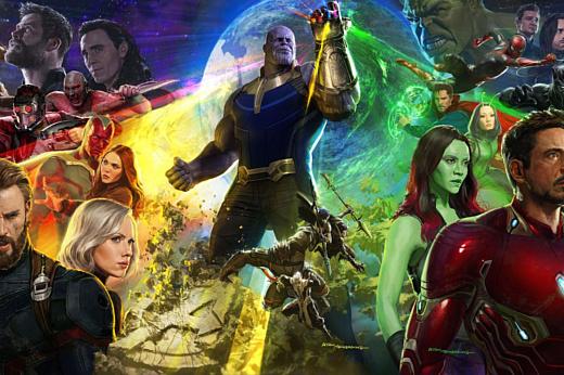 «Мстители: Война бесконечности» стал самым прибыльным фильмом Marvel