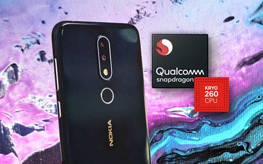 Nokia X6 прошел тест Geekbench