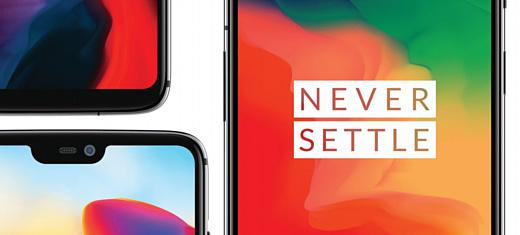 OnePlus 6 представлен официально