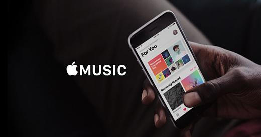 Количество подписчиков Apple Music превысило 50 млн