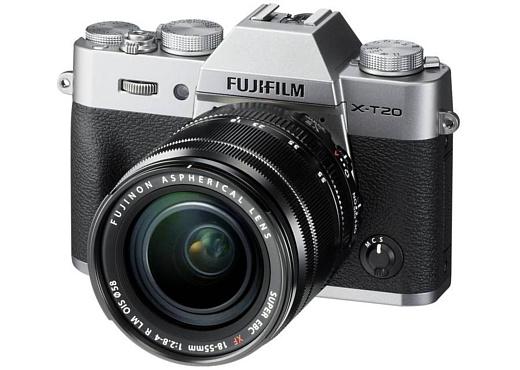 Fujifilm случайно раскрыла характеристики камеры X-T100