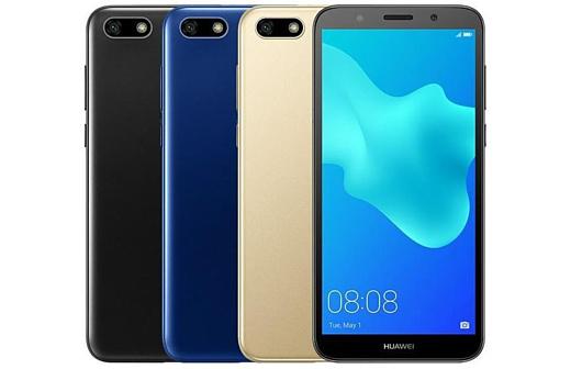 Y5 Prime (2018) — новый дешевый смартфон Huawei