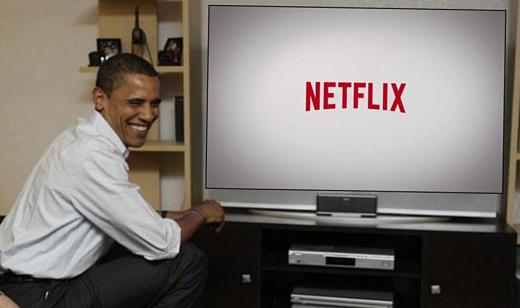 Барак и Мишель Обама будут заниматься новыми сериалами Netflix