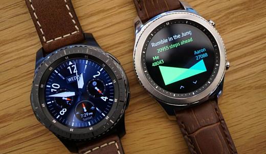 Новые умные часы Samsung могут использовать Android