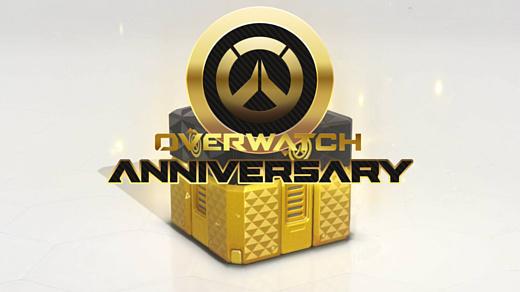 Blizzard отмечает вторую годовщину Overwatch