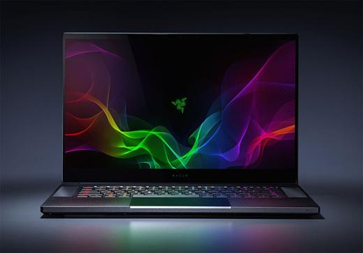 Razer анонсировала новый ноутбук Blade 2018