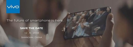 Vivo Apex станет коммерческим смартфоном