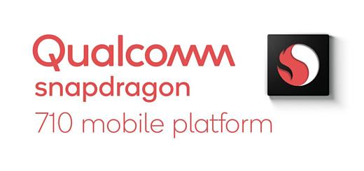 Qualcomm представила мобильную платформу Snapdragon 710