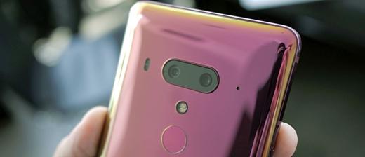 HTC U12+ занял второе место в рейтинге DxOMark