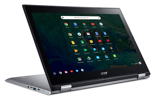 Acer представила Chromebook Spin 15 и Spin 13