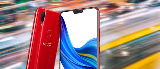 Vivo анонсировала среднебюджетный смартфон Z1