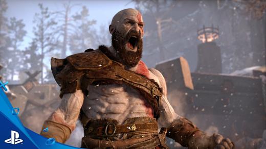 Тираж God of War за первый месяц превысил 5 млн копий