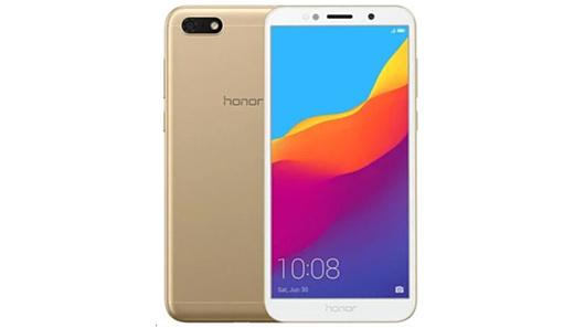 Huawei представила новый смартфон Honor 7S