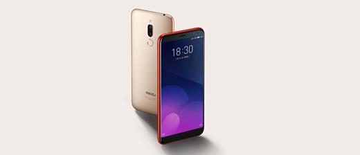 Meizu анонсировала недорогой смартфон M6T