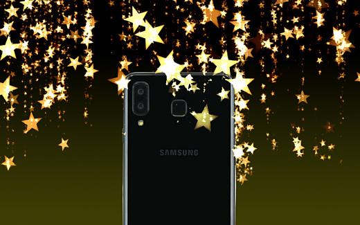 Опубликовано небольшое видео с Samsung Galaxy A9 Star