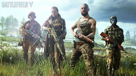 DICE назвала системные требования Battlefield V