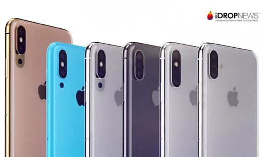 В 2019 iPhone оснастят тройной камерой и 3D-сенсором