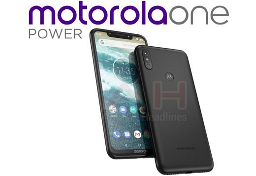 Motorola готовит к анонсу смартфон One Power