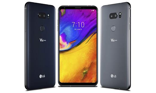 LG представила нвоый смартфон V35 ThinQ