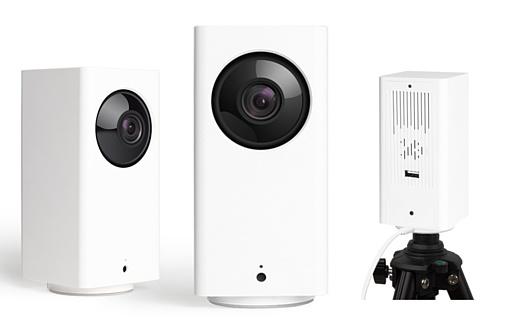 Wyze выпустила недорогую камеру видеонаблюдения под названием Cam Pan