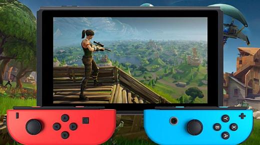 Неофициально: Nintendo покажет на E3 Switch-версию Fortnite и Overcooked 2