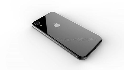 Утечка: рендеры нового 6.1-дюймового iPhone