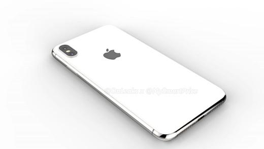 В сеть попали рендеры нового 6.5-дюймового iPhone