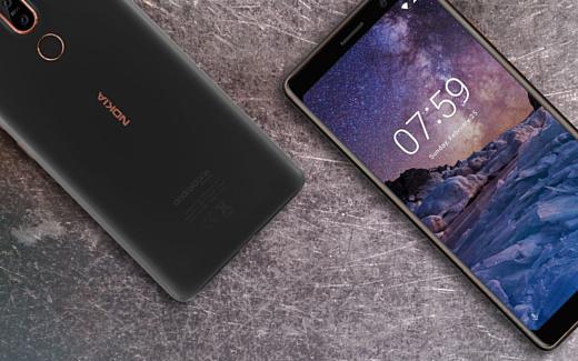 Видео: Nokia 7 Plus попал в руки к JerryRigEverything