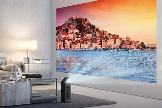 LG начала продажи 4К-проектора стоимостью в $3000