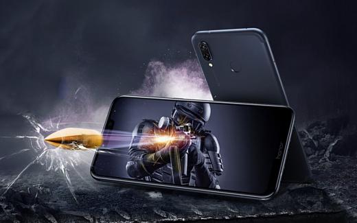 Huawei анонсировала мощный смартфон Honor Play