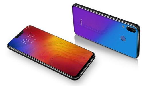 Lenovo представила новый смартфон Z5
