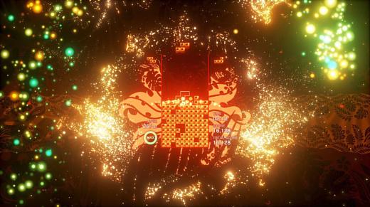Sony начала серию E3-анонсов с Tetris Effect