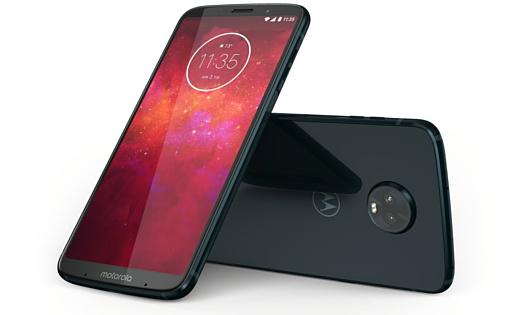 Motorola анонсировала Moto Z3 Play